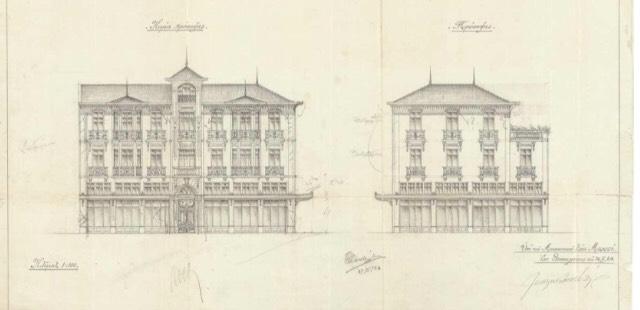 Salonika Jewish Architecture Mobile App